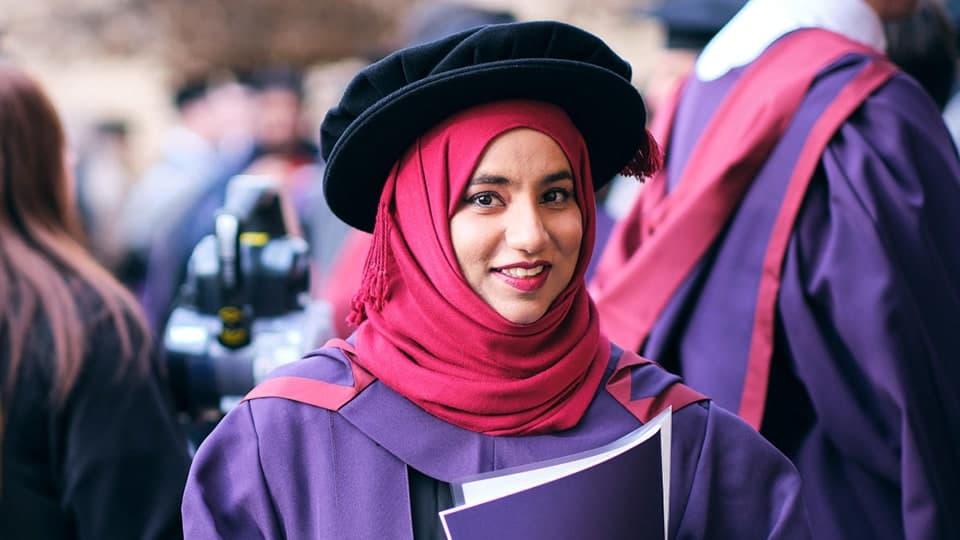 Graduate at Loughborough University